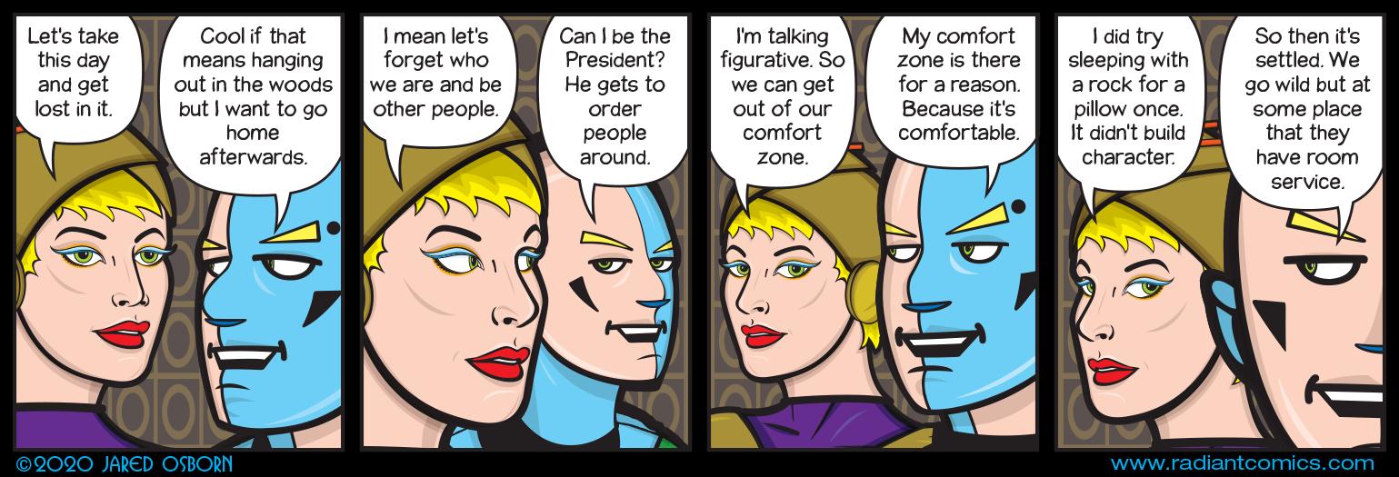 Four Talking Boxes 2698